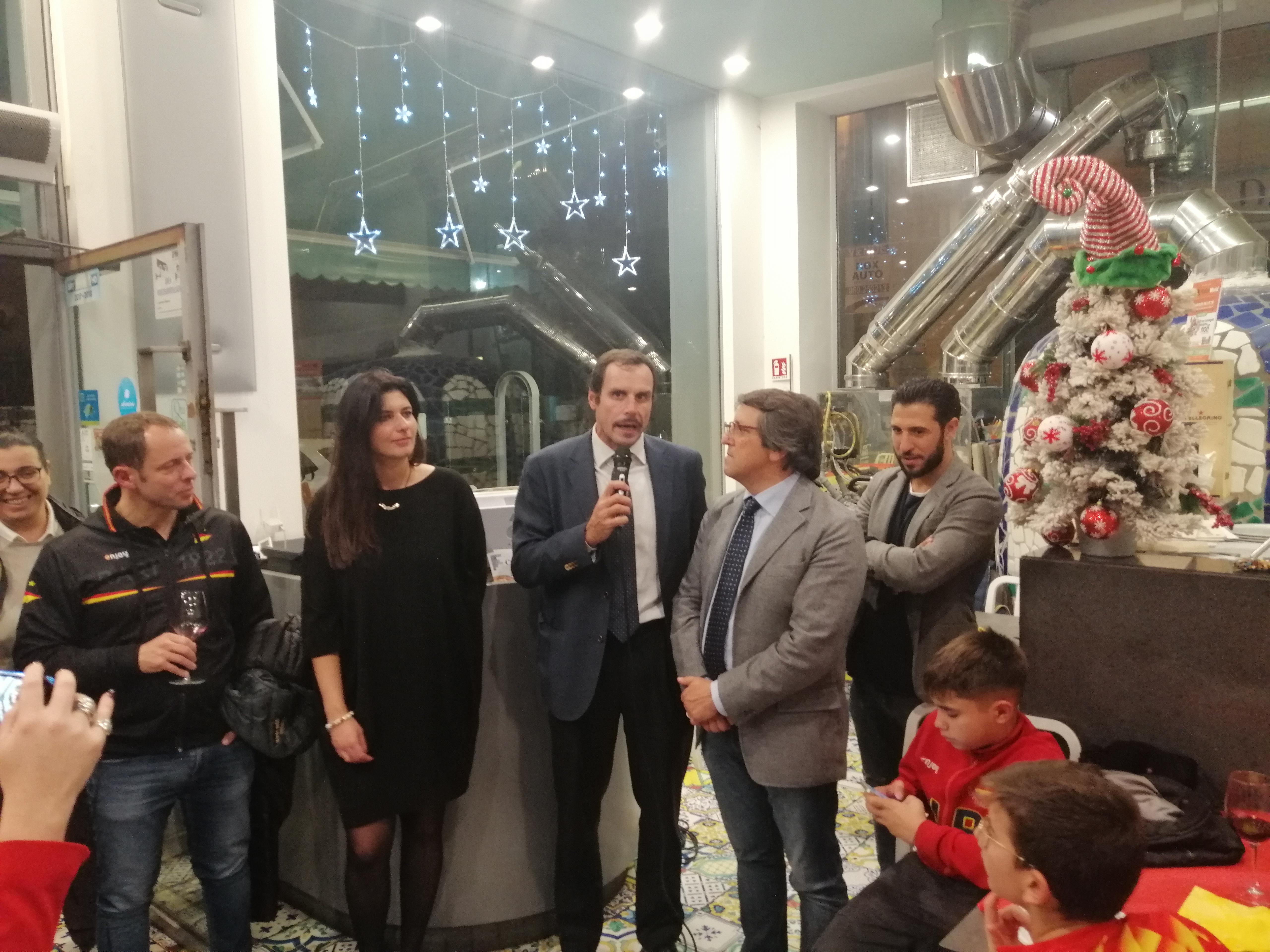 La FIN Campania premierà la Rari Nantes Salerno per la promozione in A1