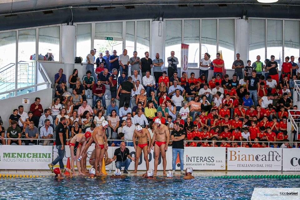 La Federazione Italiana Nuoto ha disposto la conclusione ufficiale senza verdetti dei campionati nazionali senior di pallanuoto