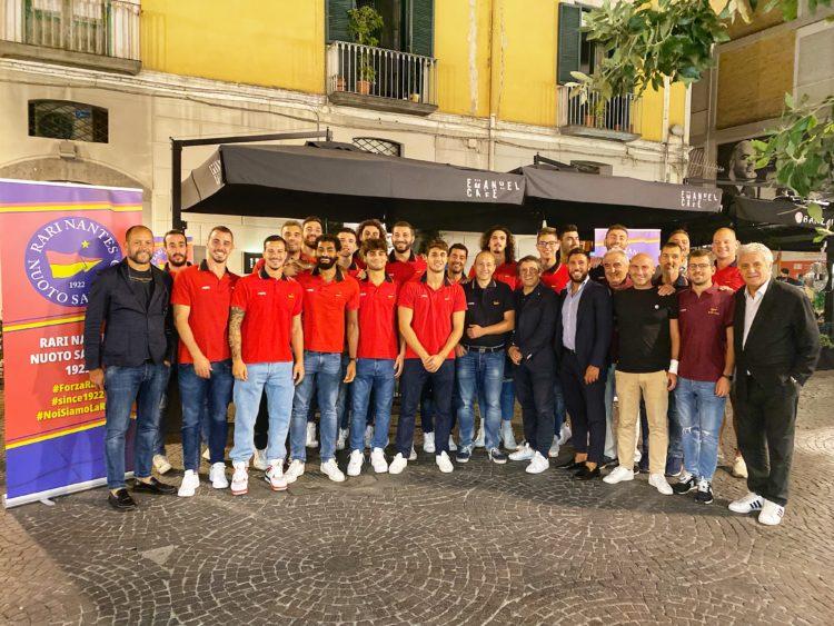 Rari Nantes Salerno Prima squadra