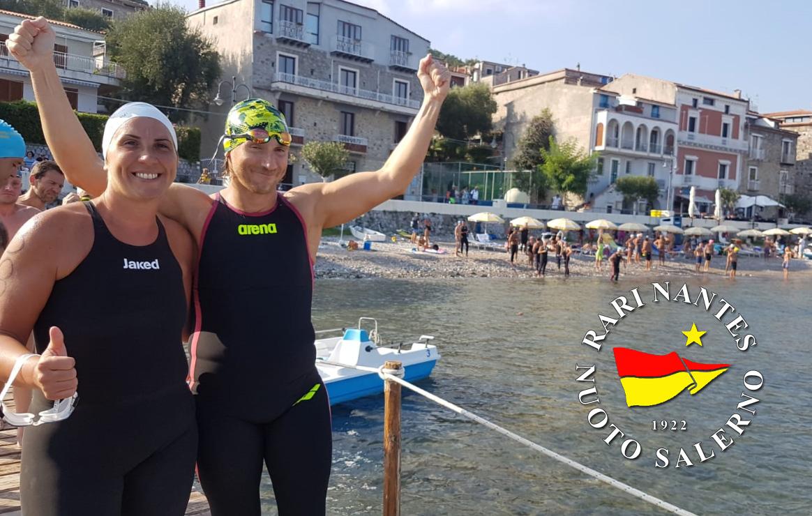 Nuoto master, ancora medagliue per la Rari Nantes Salerno